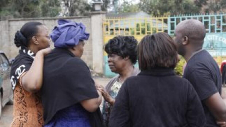 Testimonios aterradores desde Nairobi.