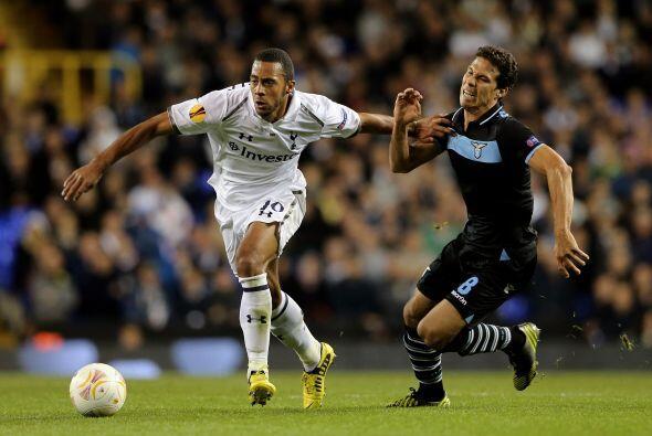 Un partido del que se esperaba mucho entre Tottenham y Lazio acab&oacute...