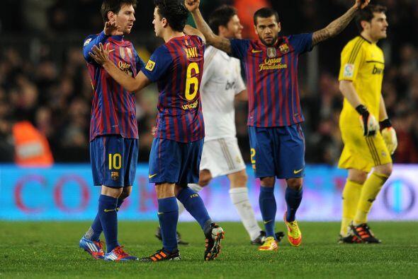 En enero, el conjunto catalán se impuso en semifinales de la Copa del Re...