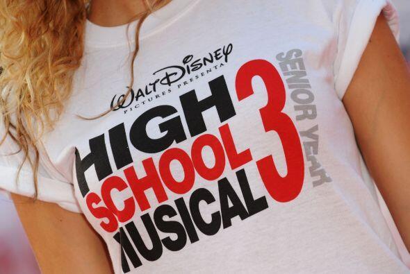 El musical que volvió locas a las jovencitas hace un par de años, High S...