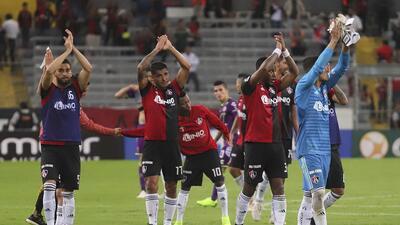 En fotos: con siete goles y VAR incluido Atlas superó a Veracruz en un juegazo