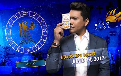 Niño Prodigio - Virgo 14 de junio 2017