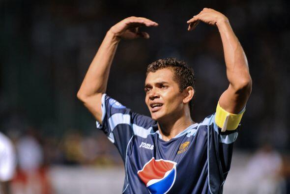 Amado Guevara fue pieza importante para que Motagua se hiciera con el tí...
