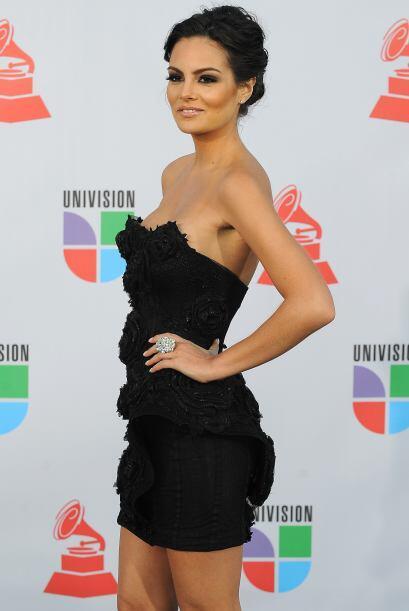 Ximena Navarrete es originaria de Guadalajara, Jalisco y fue ganadora de...