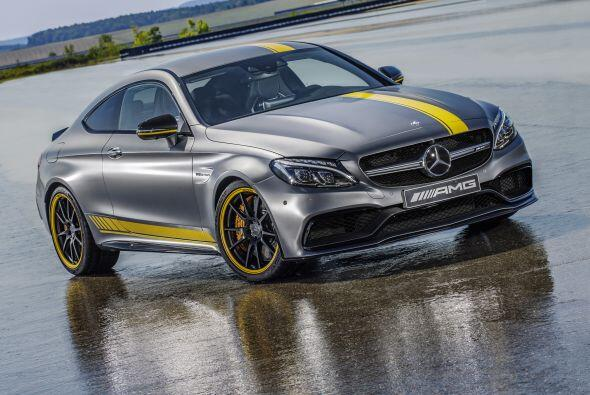 Mercedes-AMG C63 DTM y Edition 1