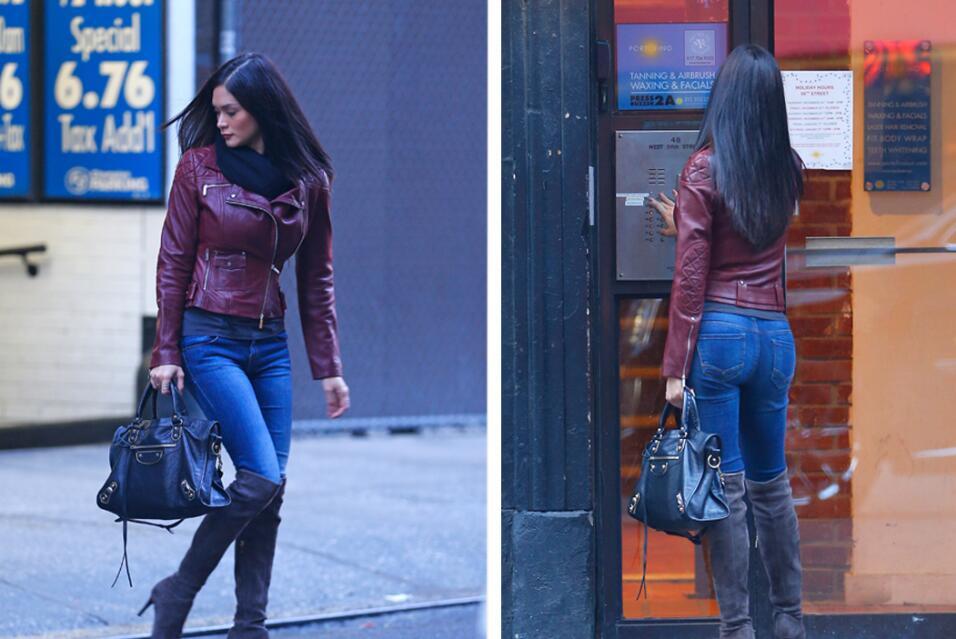 Miss Universo, muy sexy por NY