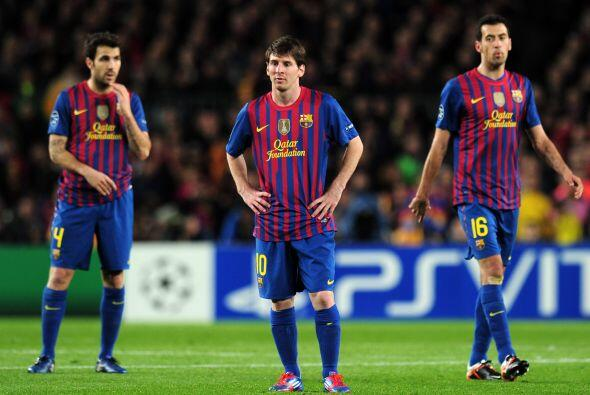 ¿Se habrá terminado un ciclo?. El Barcelona vivió su peor semana en los...