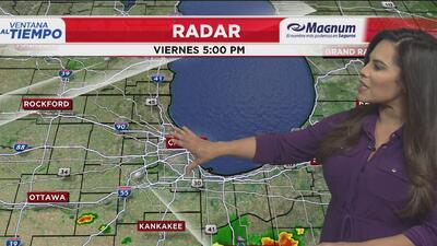 Día soleado con cielos despejados, el pronóstico del tiempo para este sábado en Chicago