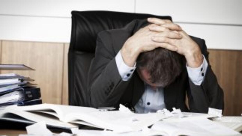 El patrón de sueño, la salud mental y la salud física se ponen en riesgo...
