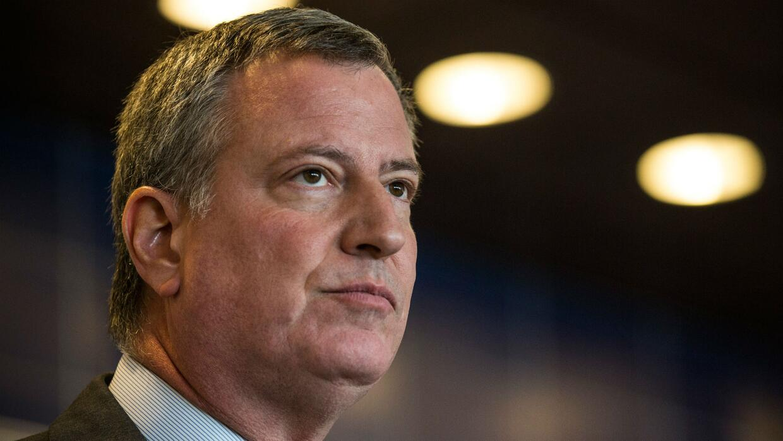 """Alcalde de Nueva York: """"Haremos todo lo posible para mantener a las fuer..."""