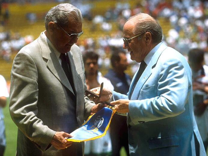 Así fue el título de México en la Copa Confederaciones de 1999 19990801_...