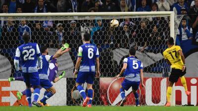 Porto quedó fuera ante el Dortmund