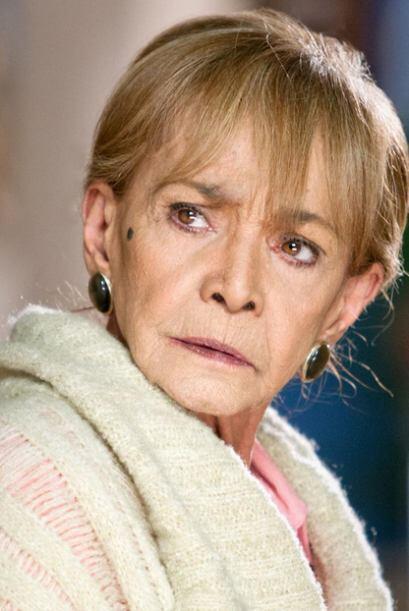 Descanse en paz la primera actriz Magda Guzmán.