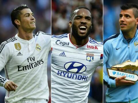 Se terminaron las principales ligas del fútbol europeo, y aqu&iac...