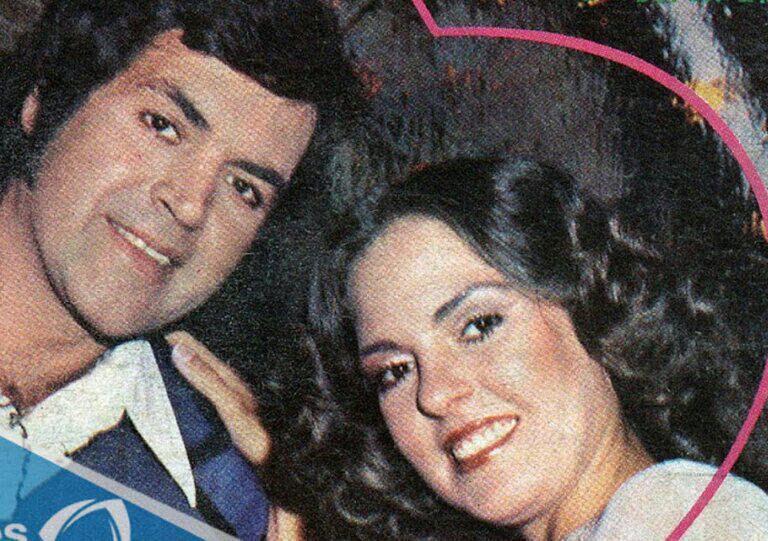 Lupita D'alessio y sus esposos