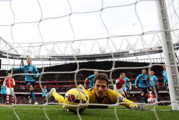 Un doblete de Alexis Sánchez a los minutos 34 y 49  le daría cuerpo a la...