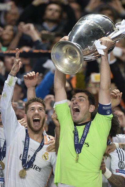 Y ya en tiempo extras el Real Madrid culminó la obra para consegu...