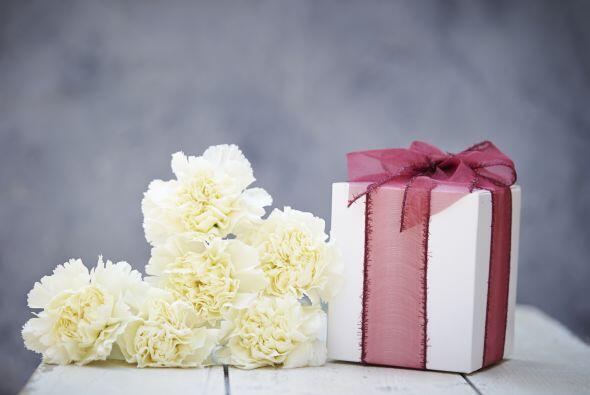 Presentación del regalo. La forma en que entregas tu obsequio también pu...