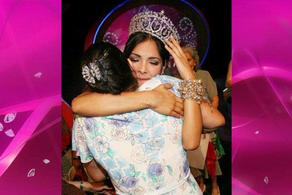 """Para Rosa Espinoza de Alejandra: """"Mi mamá es la persona más importante e..."""