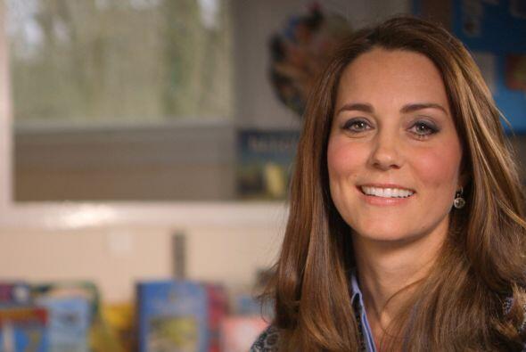 ¡Para nada! Kate es mucho más bella.