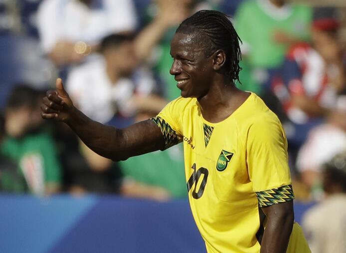 Jamaica inicia la Copa de Oro con triunfo sobre Curazao AP_1719102936263...