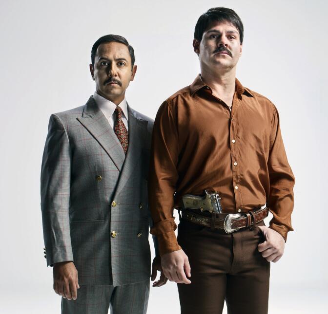 Elenco El Chapo temporada 2