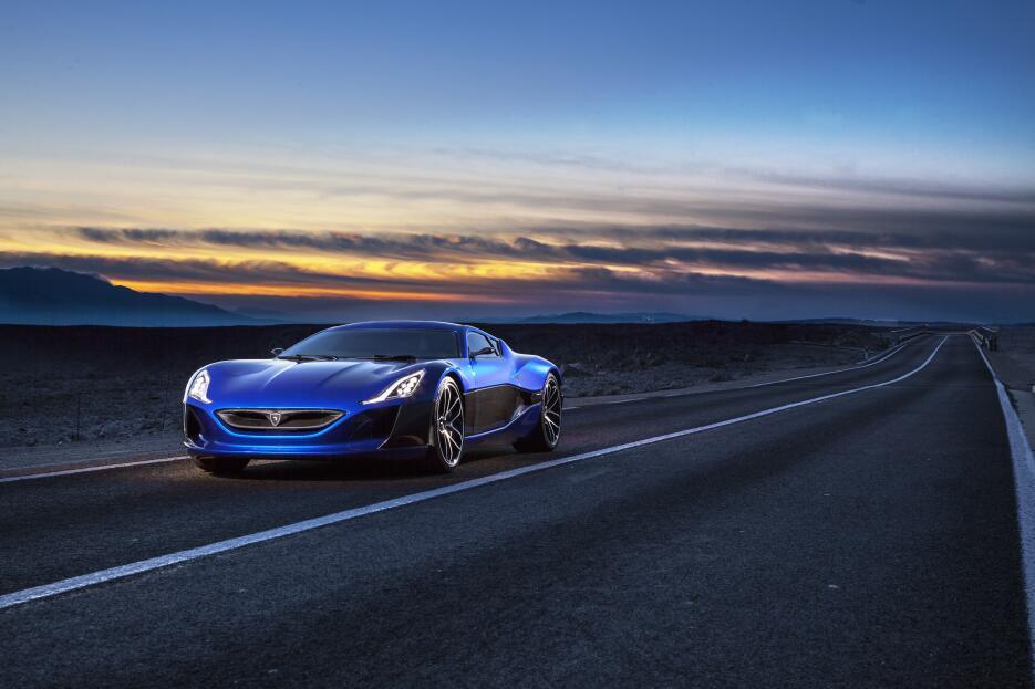Imágenes del Rimac Concept_One, el auto eléctrico más rápido del 2016 s1...