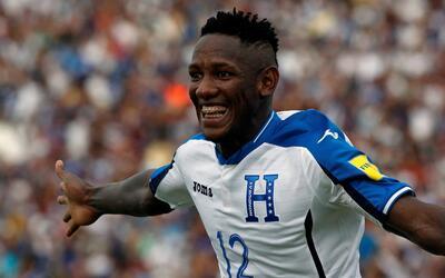 Romell Quioto sería titular en el partido de Honduras ante Panam&...
