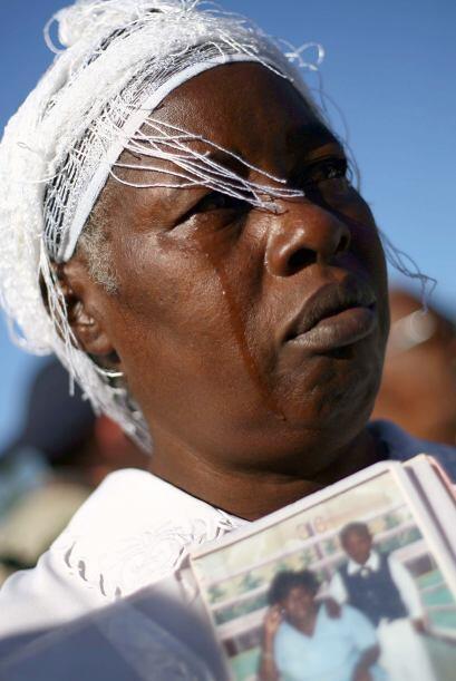 Se cumplió el primer aniversario del fatídico terremoto en Haití. Más de...