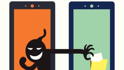 Los smartphones se han convertido en el medio favorito de los ladrones d...