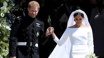 ¿Qué fue lo que más te gustó de la boda entre el príncipe Harry y Meghan Markle?