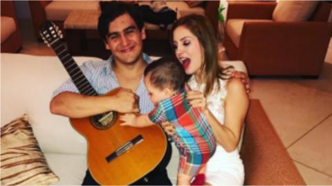 Julian Figueroa ya tiene fecha para su boda por la iglesia