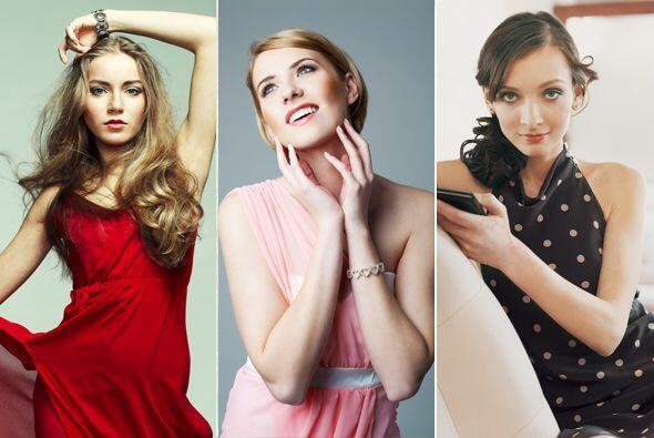 En el día de San Valentín, todas las chicas queremos lucir femeninas y r...