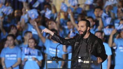 Bukele, el hábil publicista que busca acabar con 30 años de hegemonía bipartidista en El Salvador