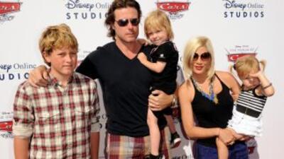 Es el tercer bebé de la actriz y el cuarto de McDermott, pues tiene un h...