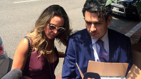 Kate del Castillo presentó una queja contra el gobierno de México por lo...