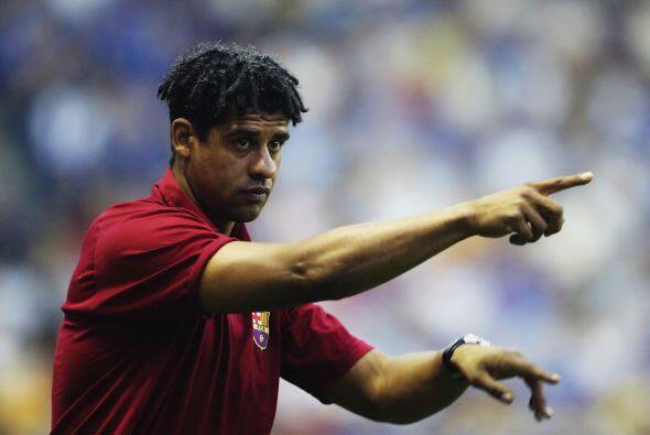 Con la llegada del holandés Frank Rijkaard, el Barcelona revolucionó la...
