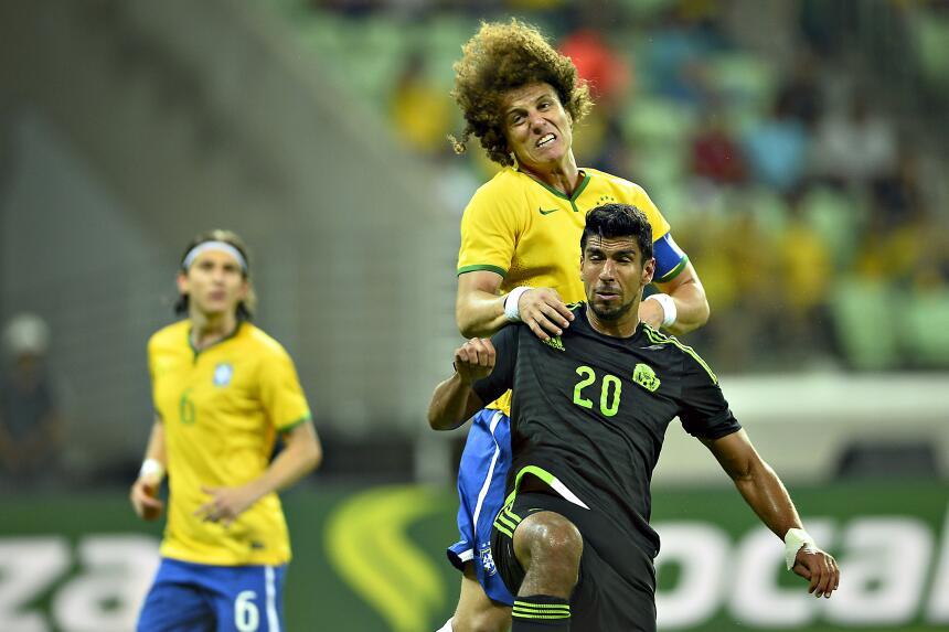 Calificamos a Brasil ante México