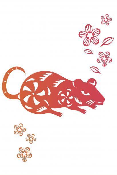 El Mes de la Rata en el horóscopo chino se extiende desde el 22/23 de no...