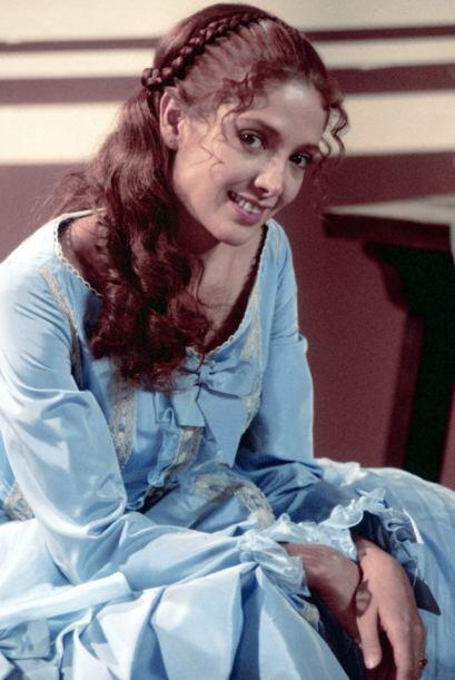 Adela Noriega sigue siendo una de las actrices consentidas de las teleno...