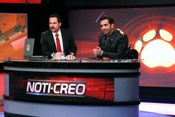 En el Noti-Creo Dani Doberman y Carlos informaron sobre una manifestació...