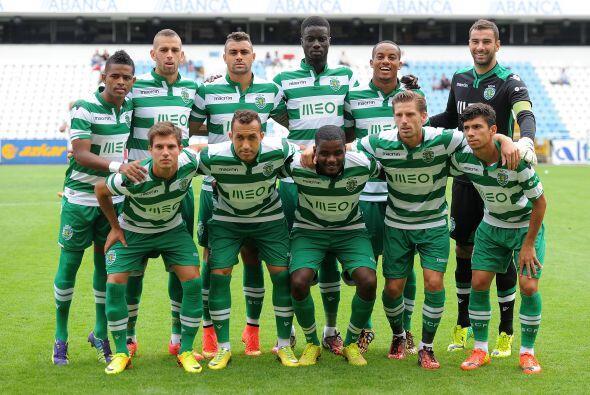 El Sporting entra también en la disputa por el mayor título de Portugal...