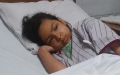 Familiares de una niña diagnosticada con lupus en Honduras piden ayuda p...