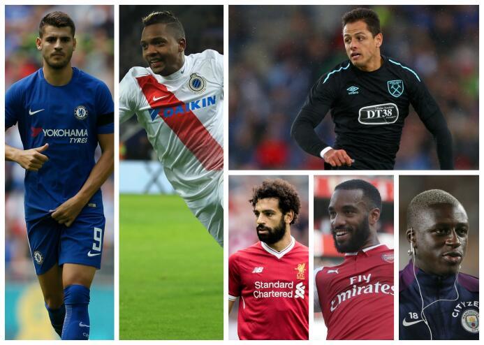 Los 20 jugadores a seguir en esta temporada de Premier League EPL.jpg
