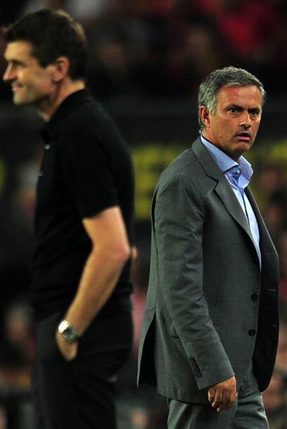 Nuevo duelo entre Titi Vilanova y José Mourinho, que esta vez queda sald...