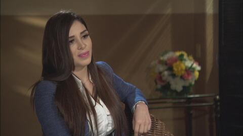 """La esposa de """"El Chapo"""" responde si está celosa de Kate del Castillo"""
