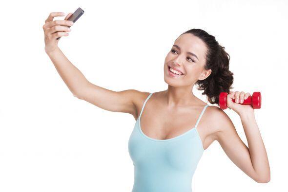 Seguimiento con 'selfies'. Además de pesarte o medirte, Coraggio aconsej...