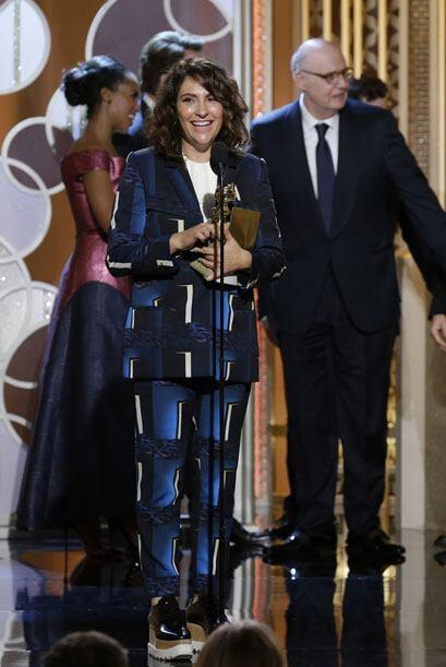 'Transparent' triunfó como Mejor Comedia del Año en TV.