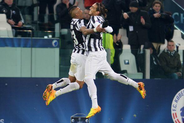 Pero Vidal dio un partidazo y con otro penalti y una jugada más f...