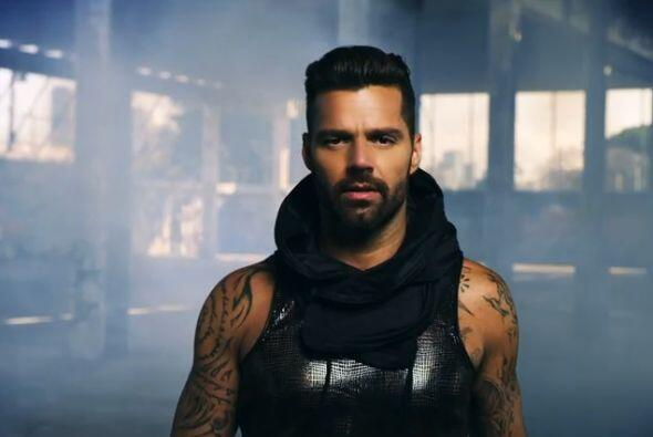Ricky Martin también se está preparando.